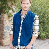 9631  Classic Sport Fleece Full-Zip Vest