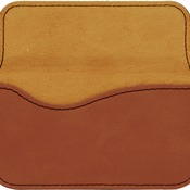 GFT265 Rawhide Leatherette Flexible Business Card Holder
