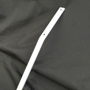 "STAKE, aluminum, 1/2"" x 9"", for mounting small signs and plaques in the ground"