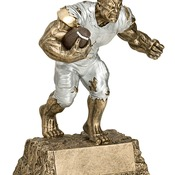 "MR-725 6-3/4"" High, Football Monster Series Award"