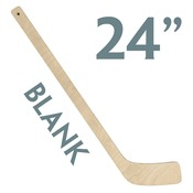 "Hockey03  24"" WOOD MINI HOCKEY STICK"