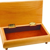 GBX32  Genuine Red Alder Gift Box