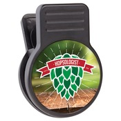 "GFT115 - Magnetic Chip Clip with Bottle Opener and 2"" Insert Area"